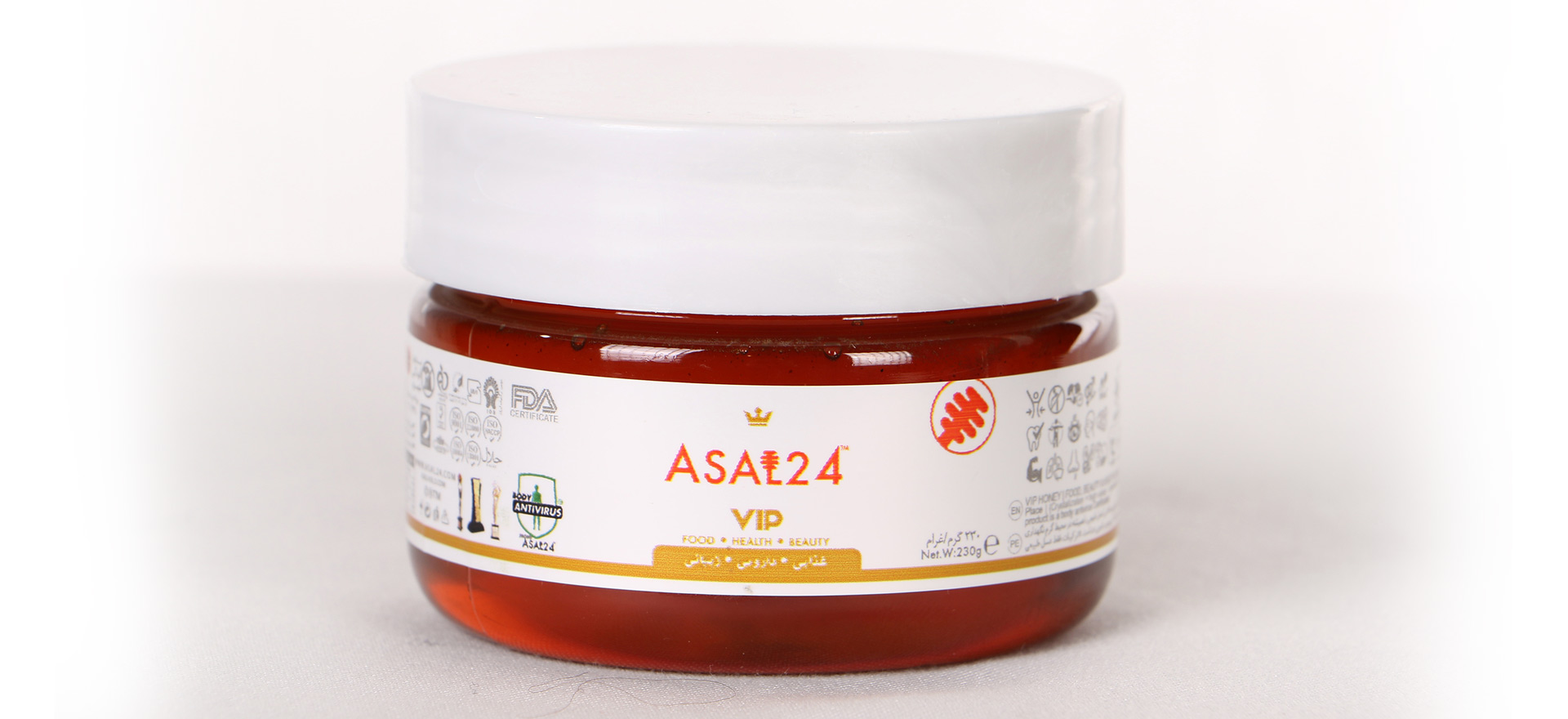 natural honey - asal24